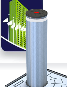 - IE - Traffic Bollards - Vehicle Access Control Systems - FAAC Bollards - FAAC